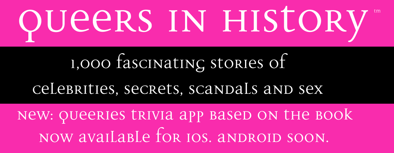Queers in History: Book, App for Android and IOS